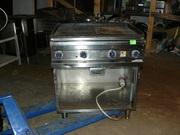 Продам недорого жарочную поверхность Kogast EZ T87/P-L б/у в ресторан